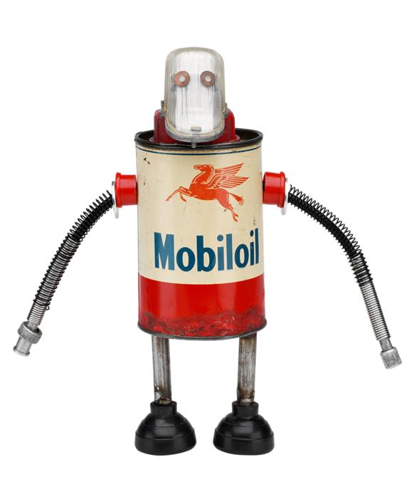 MobilOil  Escultura de Pitarque Robots   Compra arte en Flecha.es