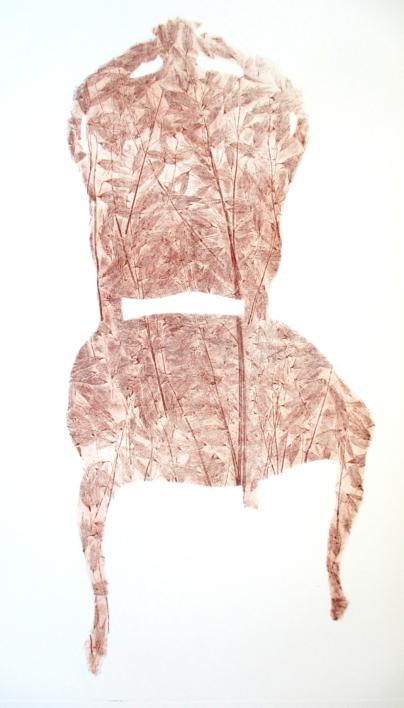 quiet nature |Dibujo de Inés Azagra | Compra arte en Flecha.es