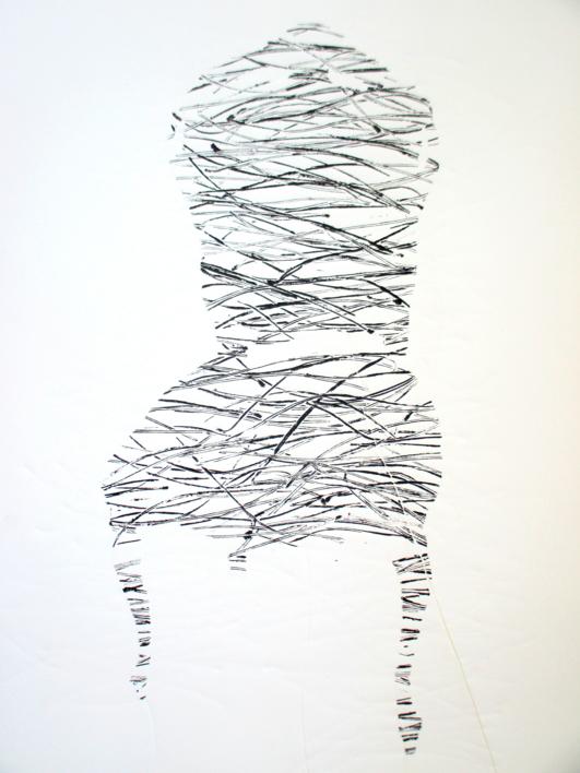 nest |Dibujo de Inés Azagra | Compra arte en Flecha.es