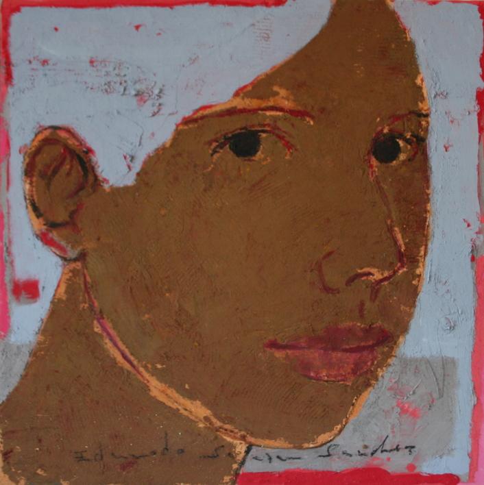 """AURA"" |Pintura de Eduardo Salazar | Compra arte en Flecha.es"