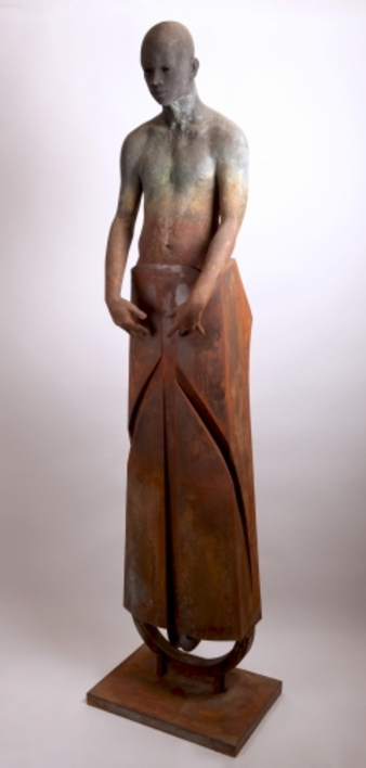 SENTINEL |Escultura de Jesús Curiá | Compra arte en Flecha.es
