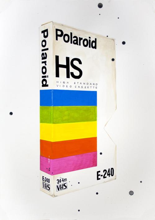 """Polaroid"" Print serie limitada  Dibujo de Alejandra de la Torre   Compra arte en Flecha.es"