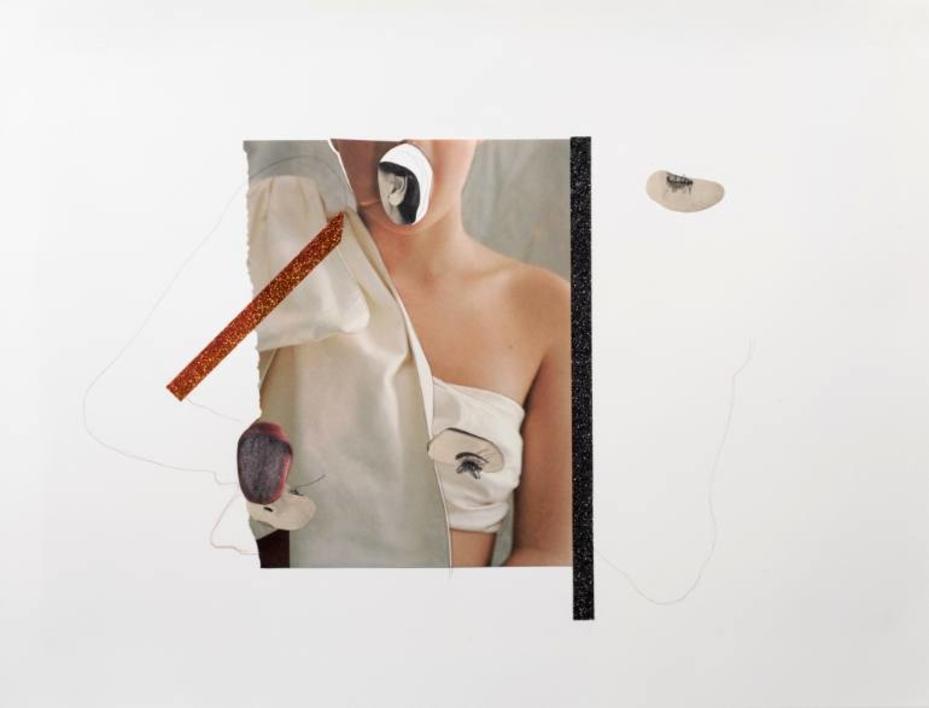 NEW PURP |Collage de Monika Ardila | Compra arte en Flecha.es