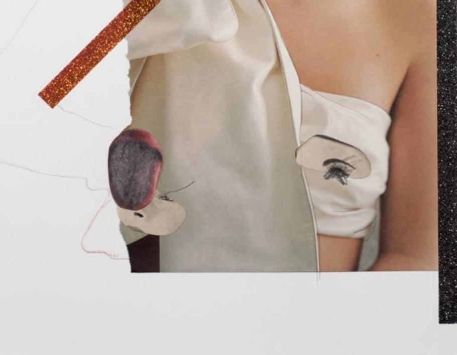 NEW PURP | Collage de Monika Ardila | Compra arte en Flecha.es