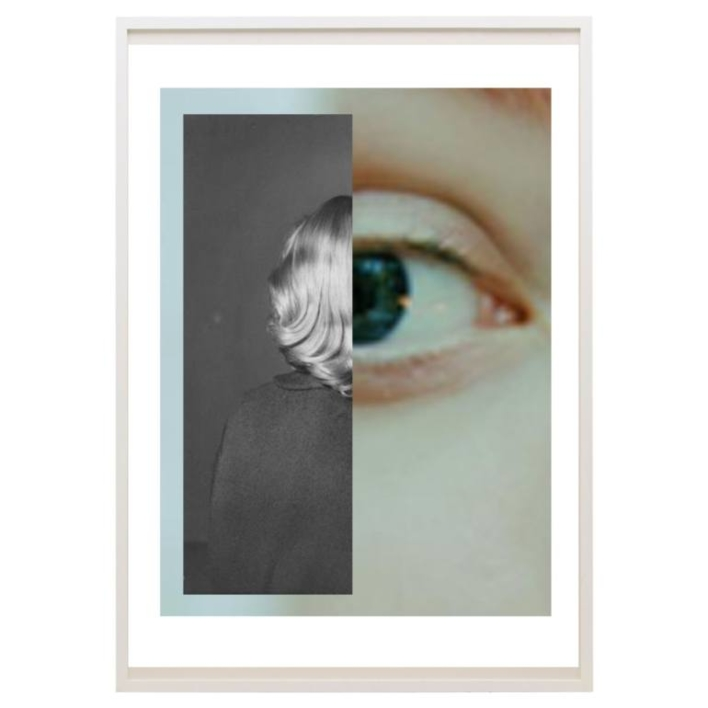 this eye doesn't shine III | Collage de Monika Ardila | Compra arte en Flecha.es