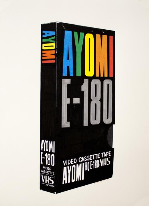 """Ayomi"" Print serie limitada  Dibujo de Alejandra de la Torre   Compra arte en Flecha.es"