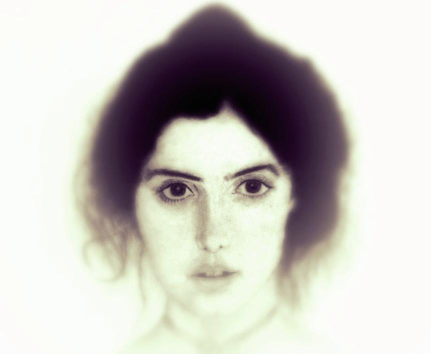 Young Lady  Dibujo de Jose Luis Muñoz   Compra arte en Flecha.es