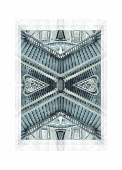 STAIRS 3 |Fotografía de Jesús M. Chamizo | Compra arte en Flecha.es