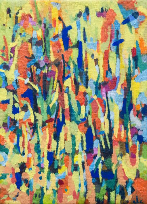 Abst7 |Pintura de isabelmartin | Compra arte en Flecha.es