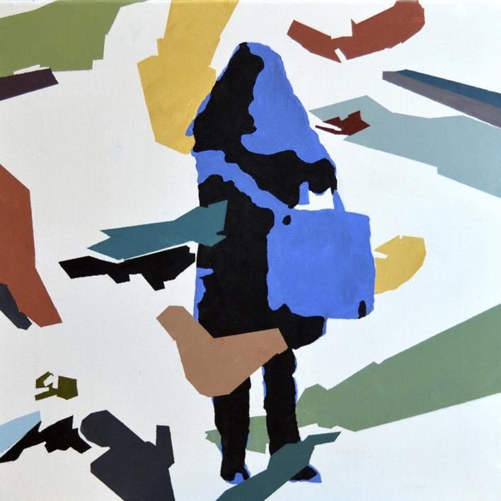RESILIENTE_01_028 |Pintura de José Luis Albués | Compra arte en Flecha.es