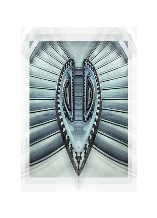 STAIRS 4 |Fotografía de Jesús M. Chamizo | Compra arte en Flecha.es