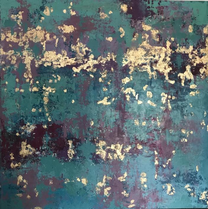 Blue |Dibujo de Mo Barretto | Compra arte en Flecha.es