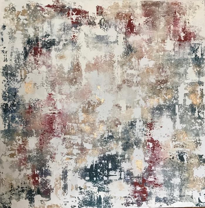 Solid |Pintura de Mo Barretto | Compra arte en Flecha.es