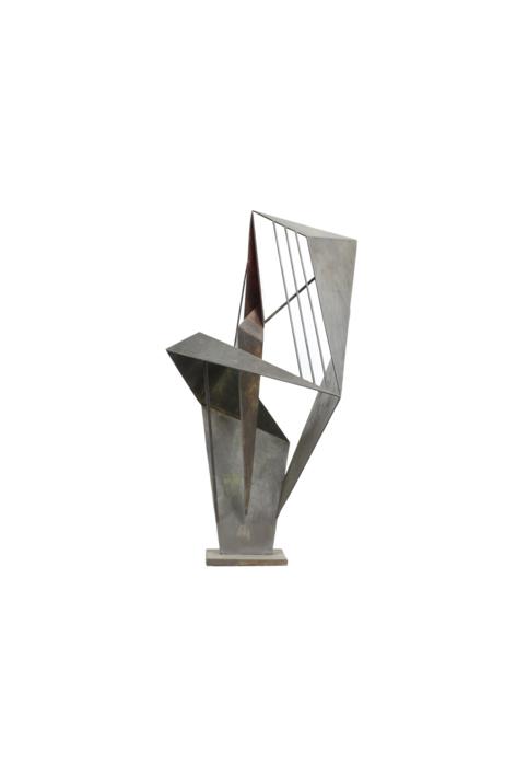 Tu hora I |Escultura de Antonio Camaño Pascual | Compra arte en Flecha.es