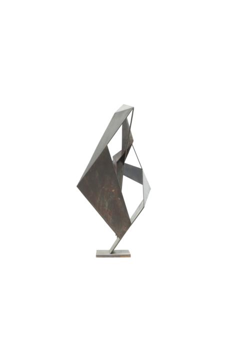 Tu hora I | Escultura de Antonio Camaño Pascual | Compra arte en Flecha.es