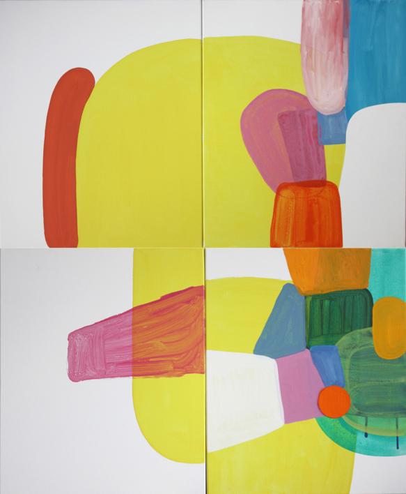 Are you with me now?  Pintura de Sergi Clavé   Compra arte en Flecha.es