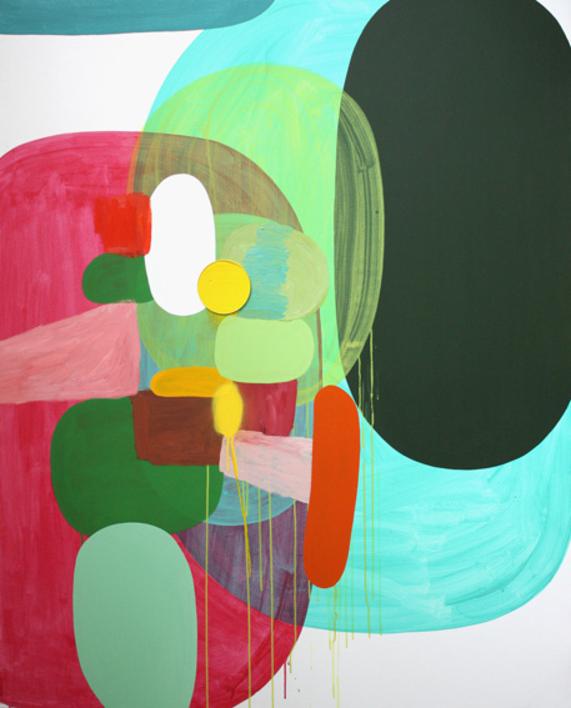Life away from the garden |Pintura de Sergi Clavé | Compra arte en Flecha.es