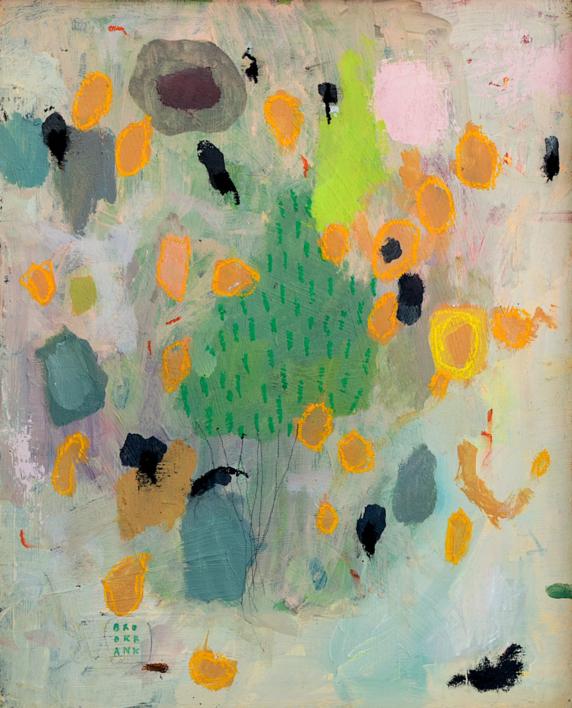 Sin título |Pintura de Ana Cano Brookbank | Compra arte en Flecha.es