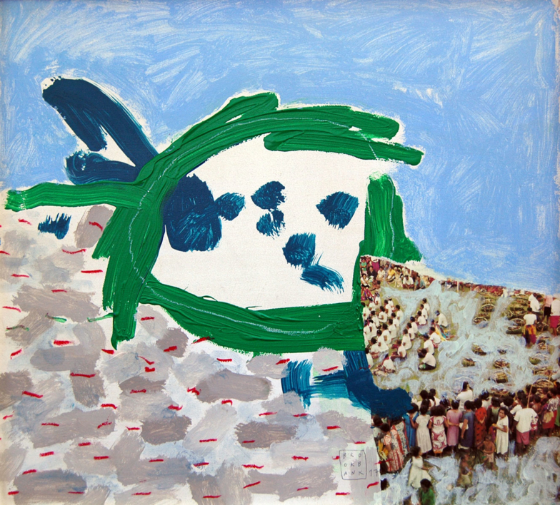 Sin título |Collage de Ana Cano Brookbank | Compra arte en Flecha.es