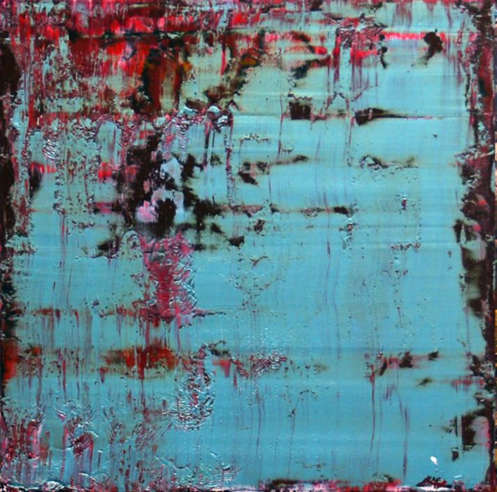 SIN TITULO XVI |Pintura de Said Rajabi | Compra arte en Flecha.es