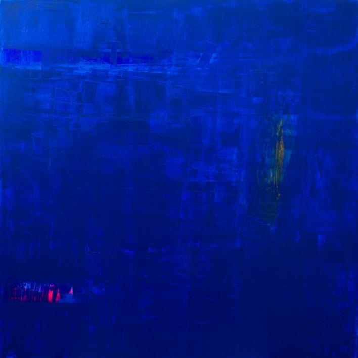 Ras47-Azul de mar |Collage de Jorge Font | Compra arte en Flecha.es