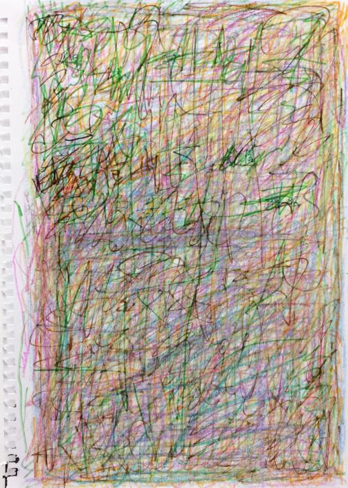 Nicholas, Sandee Chen - a Music synesthesia works |Pintura de JHIH YU CHEN | Compra arte en Flecha.es