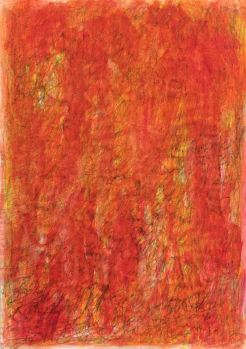 Depacito, DY and Luis fonsi -  a Music synesthesia works |Pintura de JHIH YU CHEN | Compra arte en Flecha.es