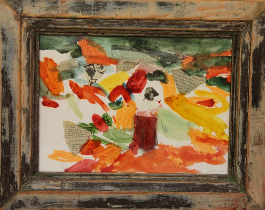 NINN |Collage de SINO | Compra arte en Flecha.es