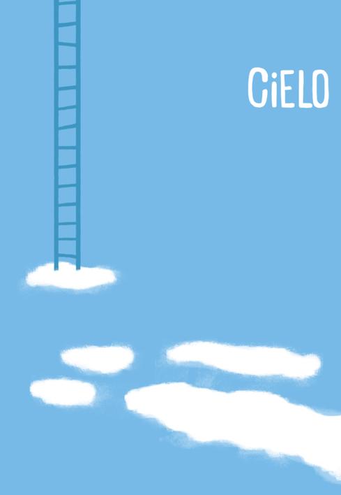 Cielo |Digital de JuanjoGasull | Compra arte en Flecha.es