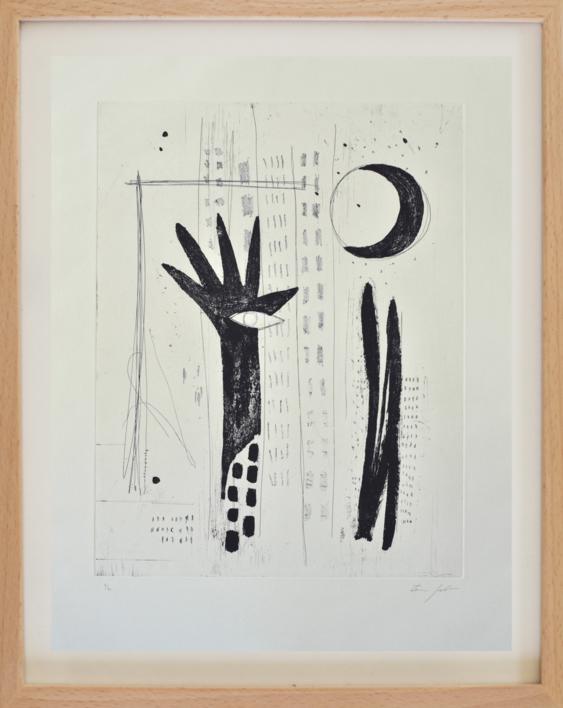 "Serie ""New Slaves"" |Obra gráfica de Toni Salom | Compra arte en Flecha.es"