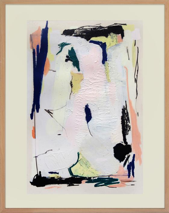 Limon VI |Pintura de Julian Smith & Toni Salom | Compra arte en Flecha.es