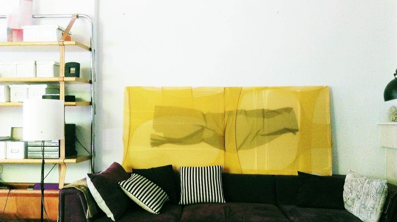 marcelle |Collage de Susana Martín Villarrubia | Compra arte en Flecha.es