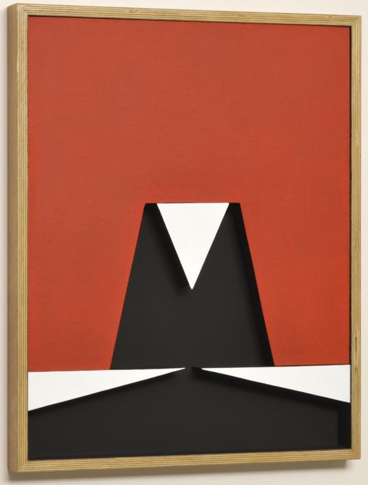 Móvil interactivo 0117 posición B |Escultura de pared de Manuel Izquierdo | Compra arte en Flecha.es