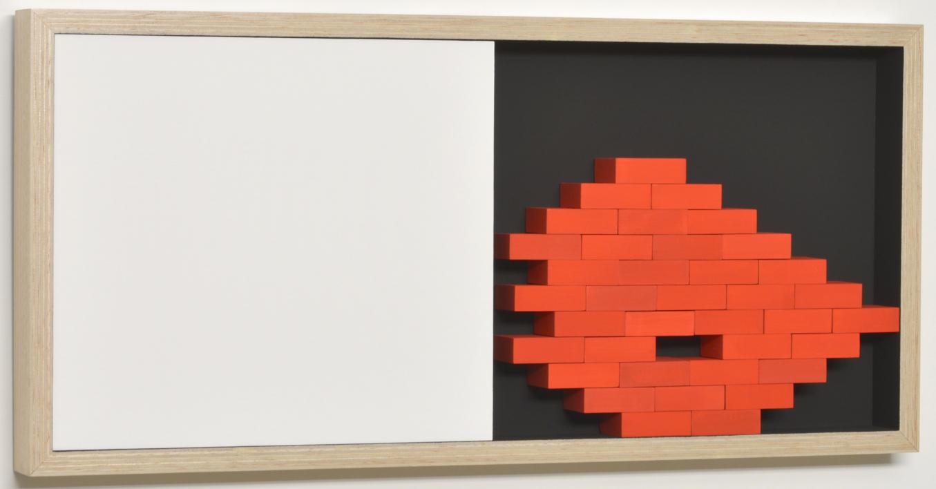 Móvil interactivo 0197  Escultura de pared de Manuel Izquierdo   Compra arte en Flecha.es
