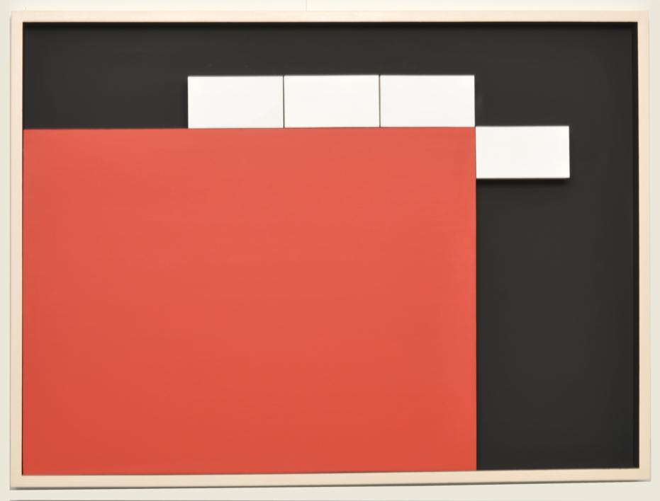 Móvil interactivo 0193 posición A |Escultura de pared de Manuel Izquierdo | Compra arte en Flecha.es
