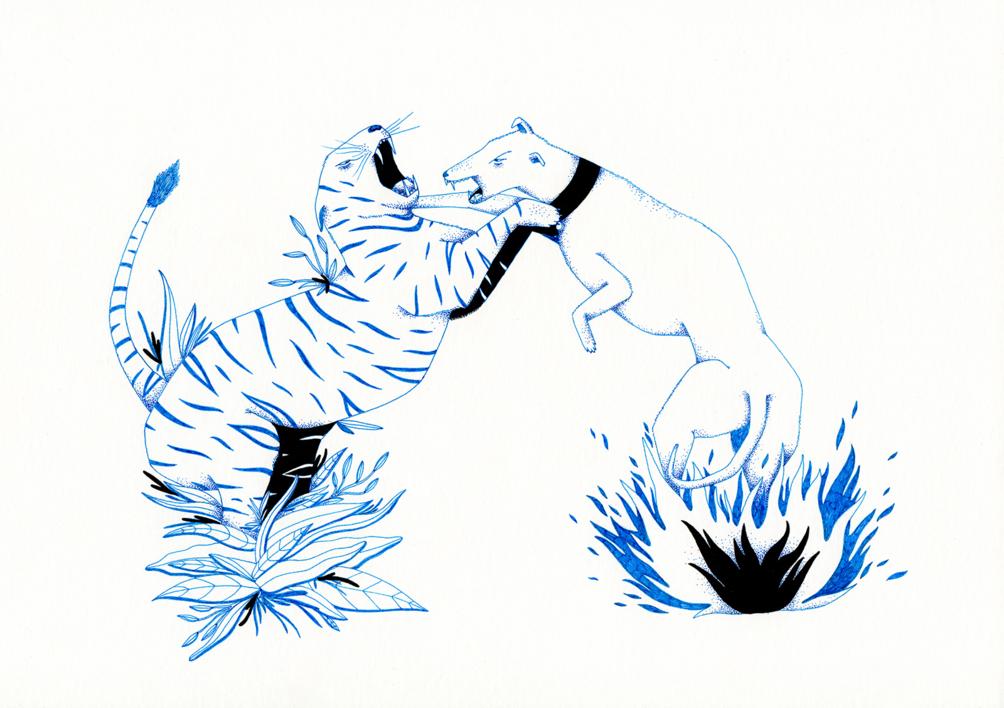 Verdades |Dibujo de Espinaca Explosiva | Compra arte en Flecha.es