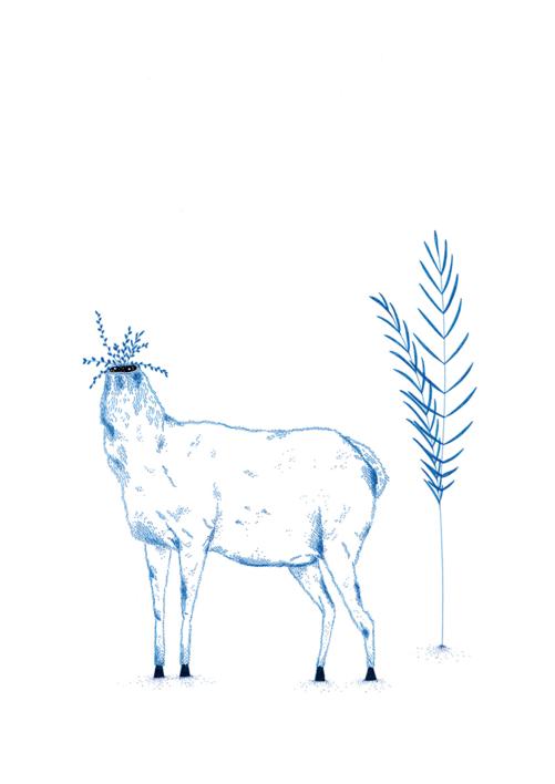 Riega tus plantas |Dibujo de Espinaca Explosiva | Compra arte en Flecha.es