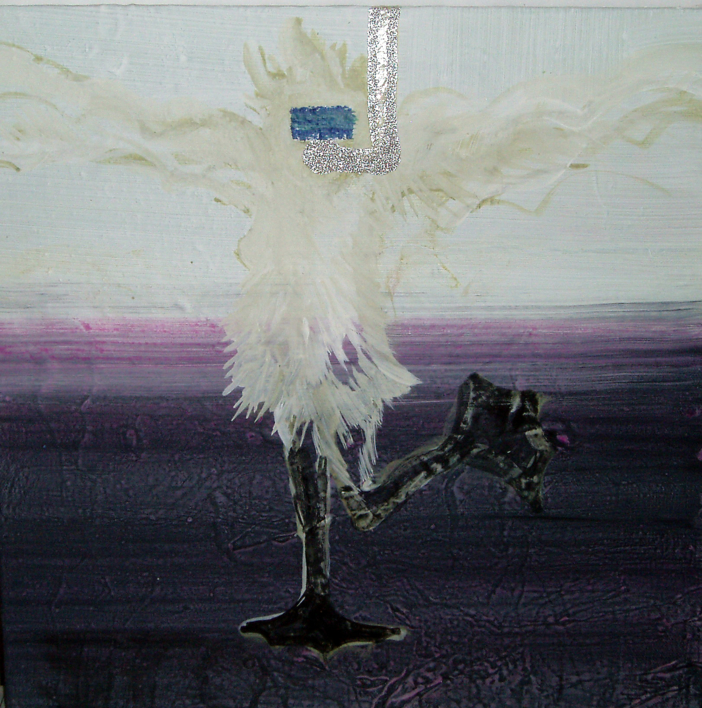 Lunatica  Pintura de Rosita Ibañez Martin   Compra arte en Flecha.es