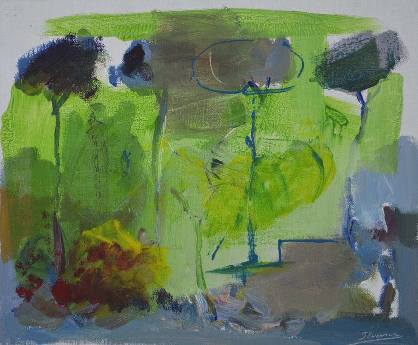 TIERRA 4 |Pintura de JCuenca | Compra arte en Flecha.es