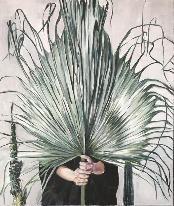 El ritual |Pintura de Marta Albarsanz | Compra arte en Flecha.es
