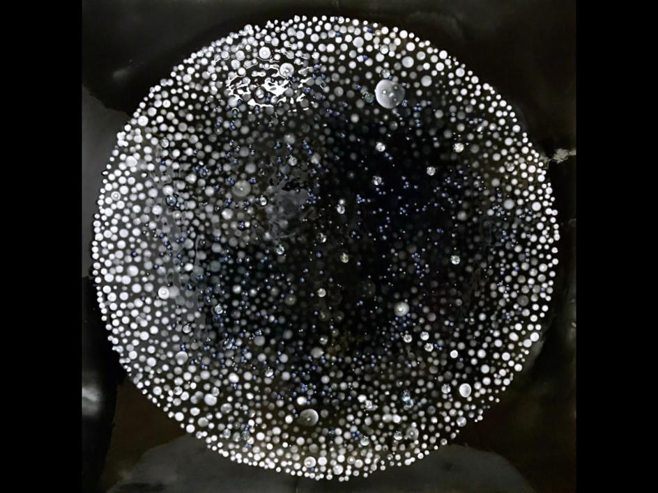 Black Star |Pintura de Yanespaintings | Compra arte en Flecha.es