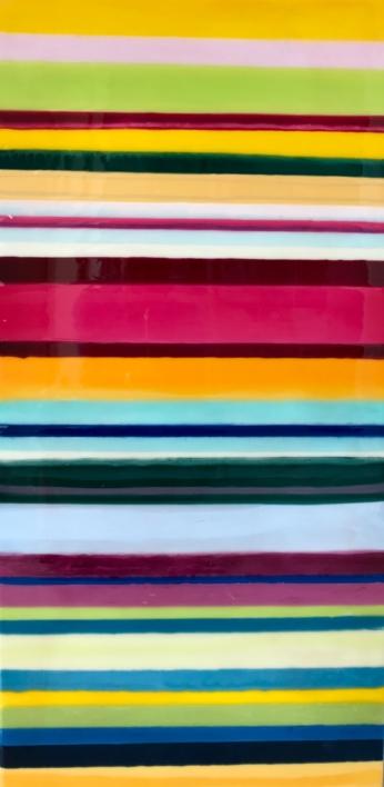Summer lines |Pintura de Yanespaintings | Compra arte en Flecha.es