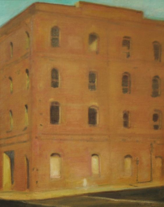 The Corner |Pintura de José Mosquera | Compra arte en Flecha.es