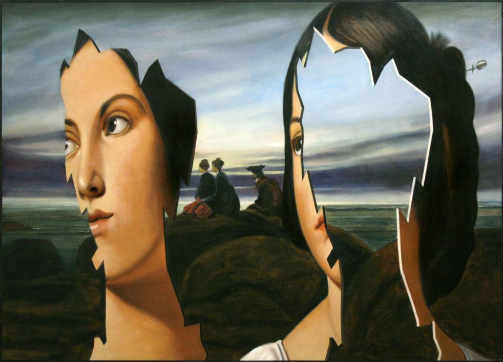 Marn |Collage de Enrique González | Compra arte en Flecha.es