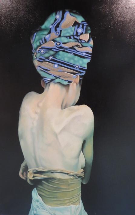 """Lotsa"", (Verguenza) |Pintura de Imma Peña | Compra arte en Flecha.es"