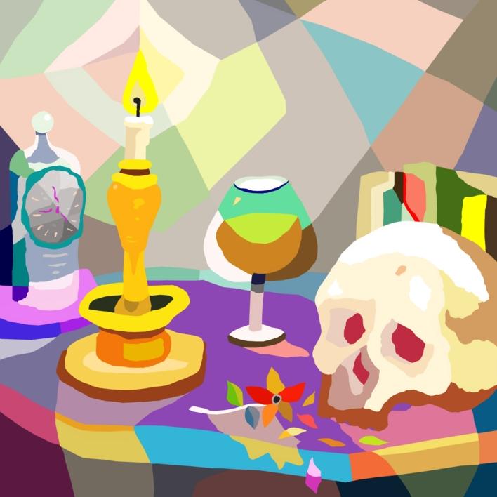 Oh! Vanidad |Digital de ALEJOS | Compra arte en Flecha.es