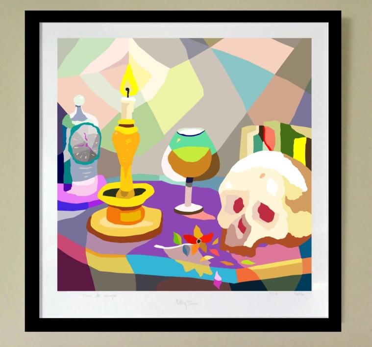 Oh! Vanidad | Digital de ALEJOS | Compra arte en Flecha.es