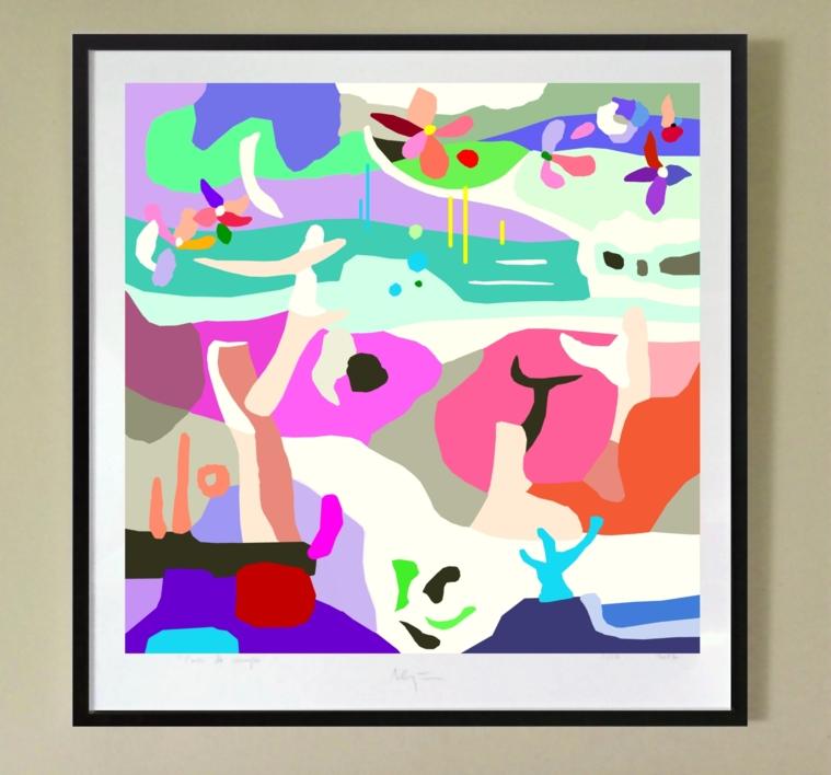 Todo es posible | Digital de ALEJOS | Compra arte en Flecha.es