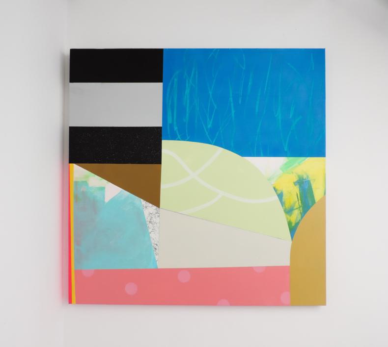 Play   Pintura de Nadia Jaber   Compra arte en Flecha.es