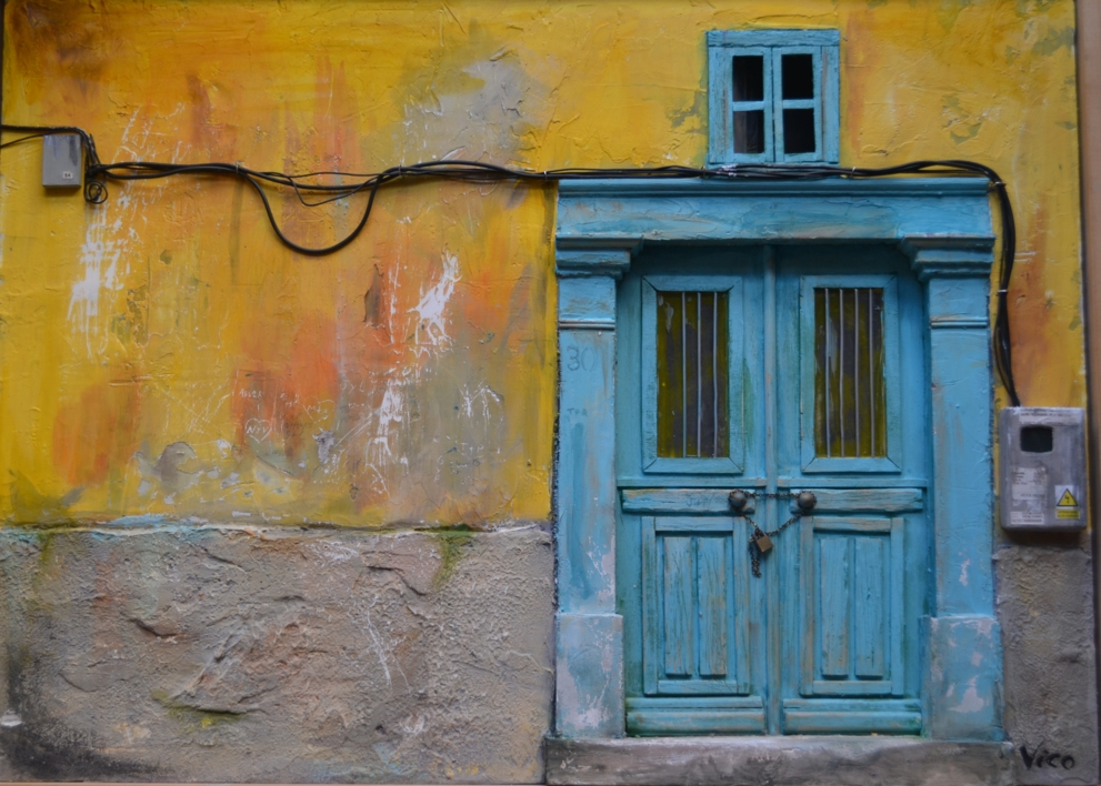 La huella del tiempo (II) |Escultura de pared de MoVico | Compra arte en Flecha.es